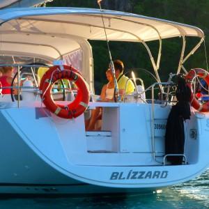 Blizzard Yacht Whitsundays