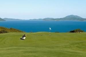 hamilton island golf