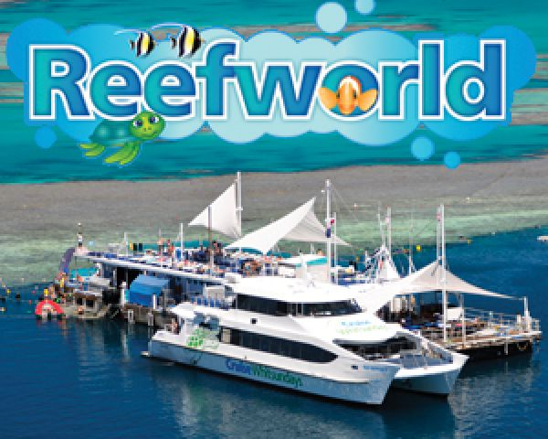 Explore Great Barrier Reef Tours Hamilton Island with Cruise
