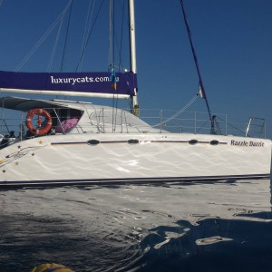 Fusion 40 Catamaran