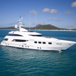 Yacht charters whitsundays aerial view