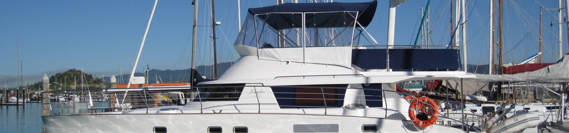 Fontaine Pajot Cumberland 46 Catamaran | Whitsunday Holidays