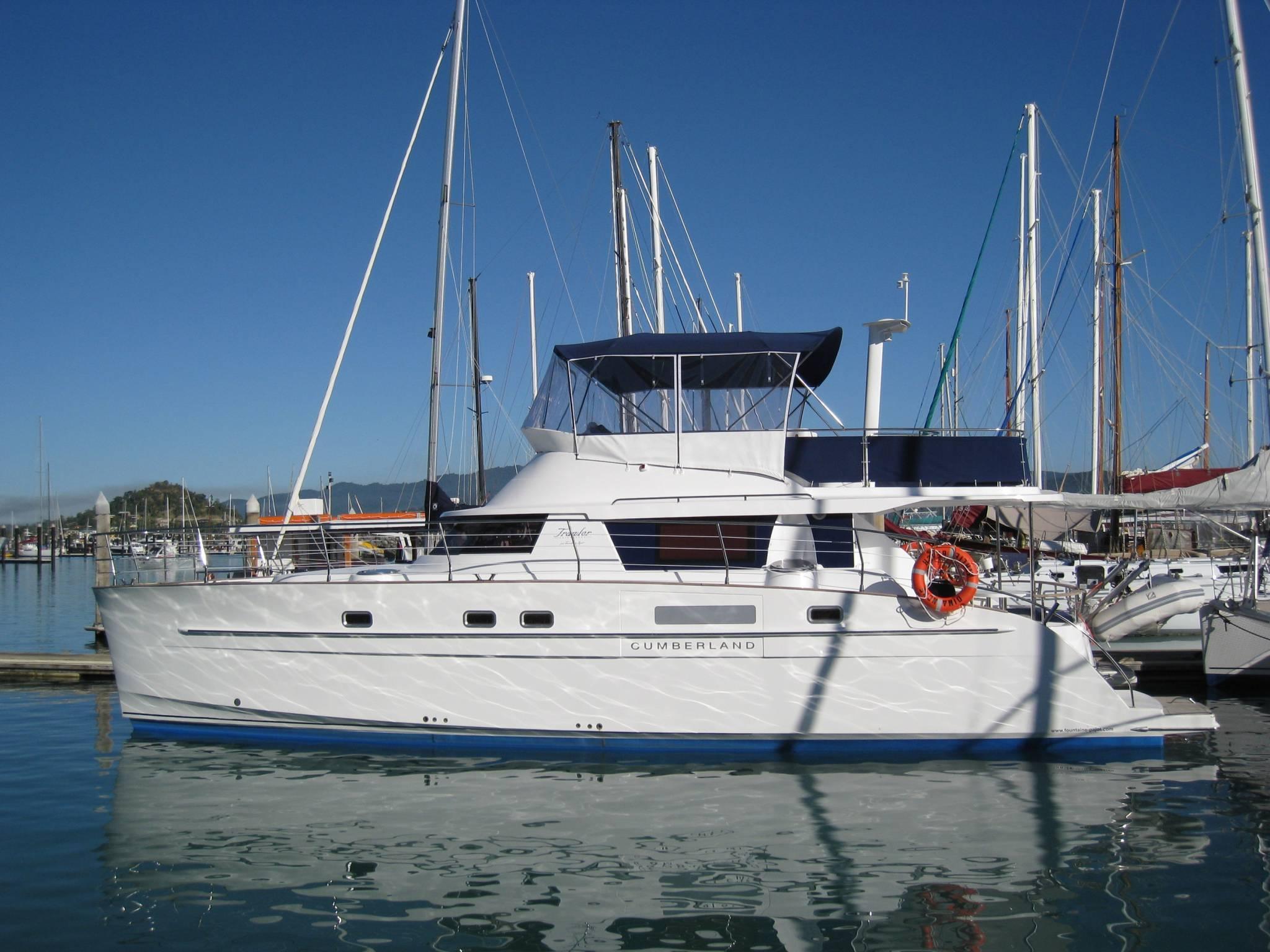 Fontaine Pajot Cumberland 46 Catamaran | Whitsunday Holidays