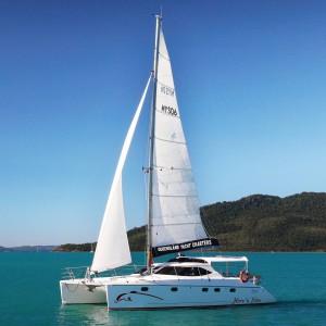 Montebello 12.5 sailing catamaran