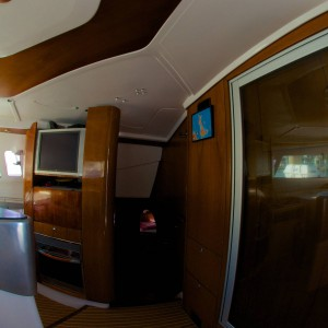 yacht charters whitsundays inside room