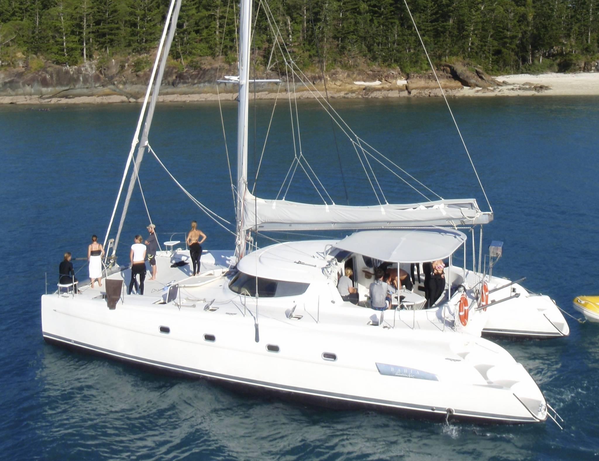 On Ice Yacht Charter | Whitsunday Holidays