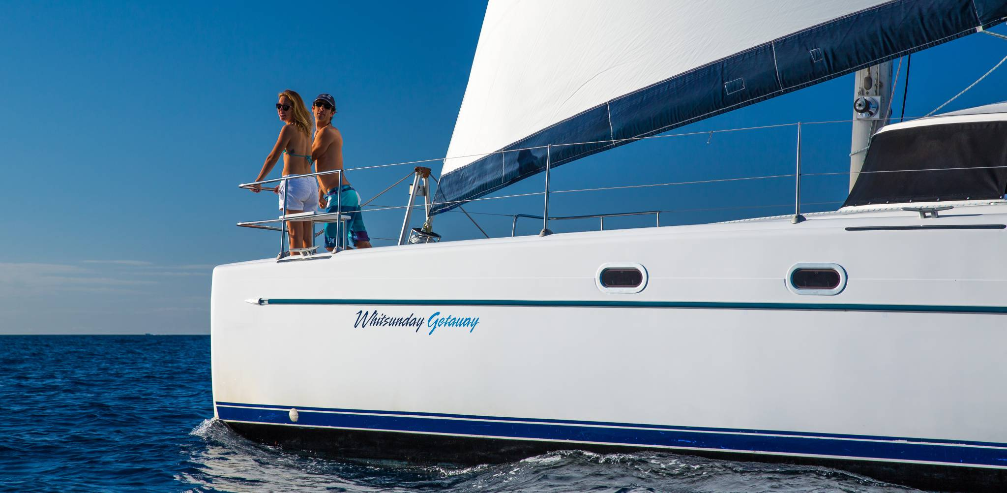 Whitsunday Getaway Catamaran | Whitsunday Holidays