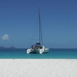 whitsunday blue catamaran yacht