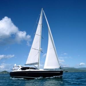 bliss yacht underwater