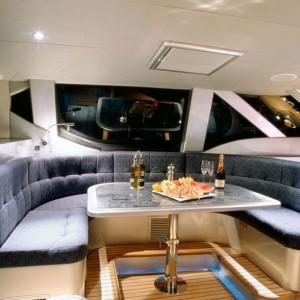 bliss yacht inside