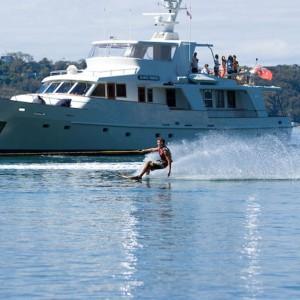 Atlantic princess water sports