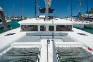 Lagoon 450 sailing Catamaran