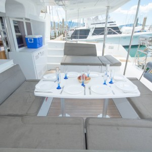 lagoon 450 sailing catamaran guest hall