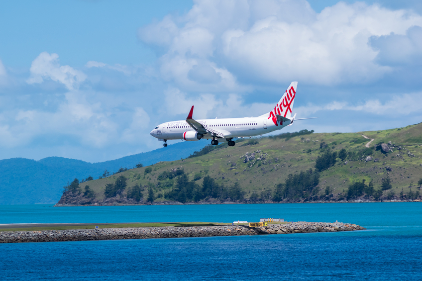 Virgin Flights To Hamilton Island On Sale Now